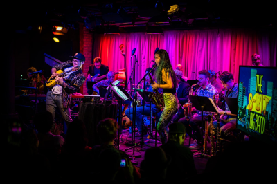 The 8-Bit Big Band at Berklee Performance Center