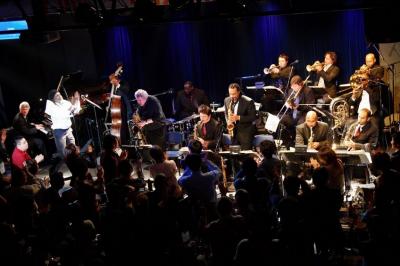 Mingus Big Band at Da Camera Jazz Series at Miller Outdoor Theatre