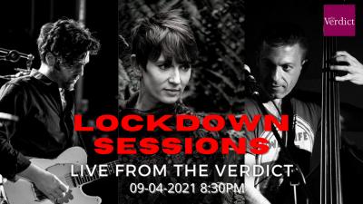 Josephine Davis Trio Live Stream  at The Verdict