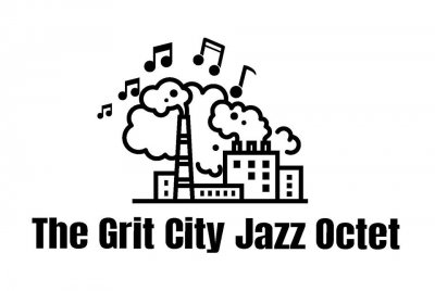 The Grit City Jazz Octet at New Frontier Lounge