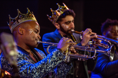 Alphonso Horne And The Gotham Kings at The Ware Center