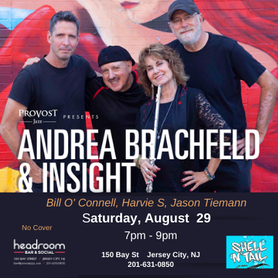 Andrea Brachfeld And Insight Live And Livestreamed! at Headroom