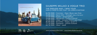 Giuseppe Millaci & Vogue Trio at Flagey