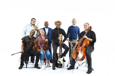 Richard Hill Jazz Residency World Premiere at Kimmel Center for the Performing Arts