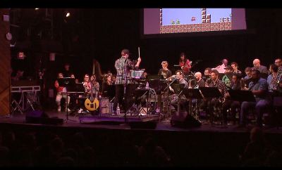 The 8-bit Big Band: Video Game Music Greatest Hits at Berklee Performance Center