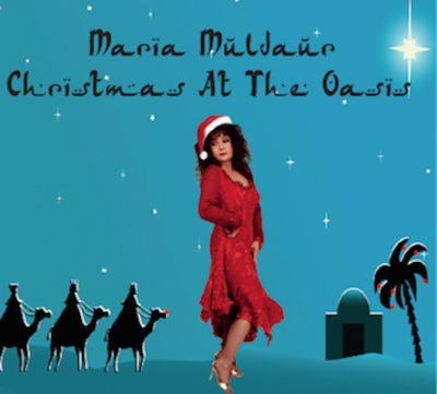 Maria Muldaur's Christmas At The Oasis at Piedmont Piano Company