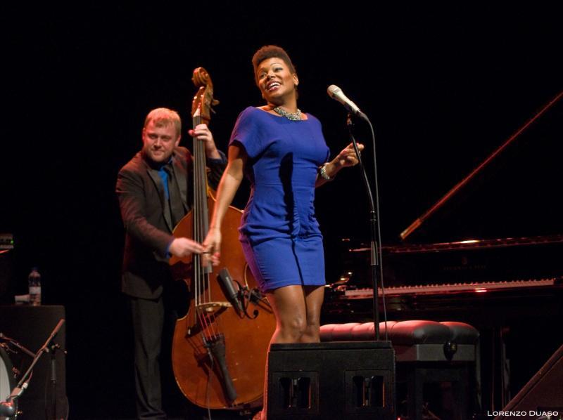 44 Voll-Damm Festival de Jazz de Barcelona: China Moses, Albert Sanz Trio y Brad Mehldau Trio