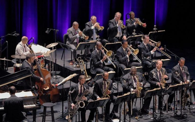 Jazz at Lincoln Center Orchestra with Wynton Marsalis, Mesa, AZ, March 8, 2013