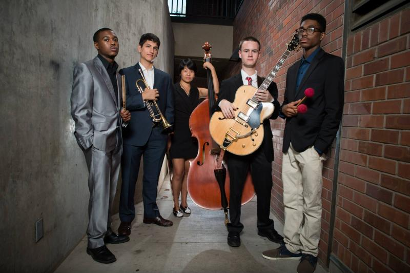 Brubeck Institute Jazz Quintet