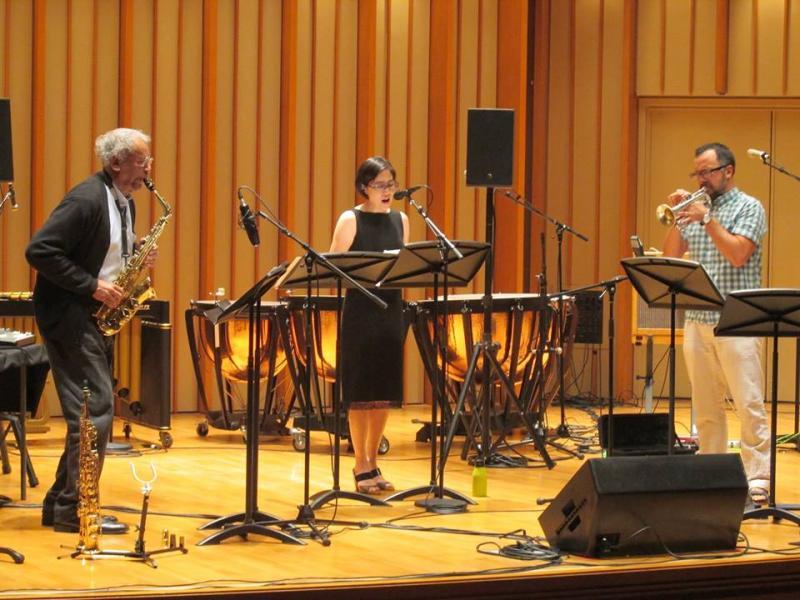 Wadada Leo Smith Silver Orchestra & Anthony Braxton Trio Live at Zipper Hall