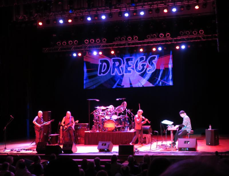 The Dixie Dregs at Scottish Rite Auditorium