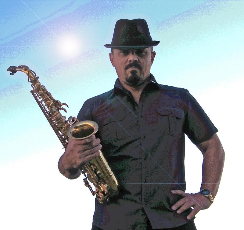 Noah Peterson -  I Sing The Sax Electric at Sanchos Cantina