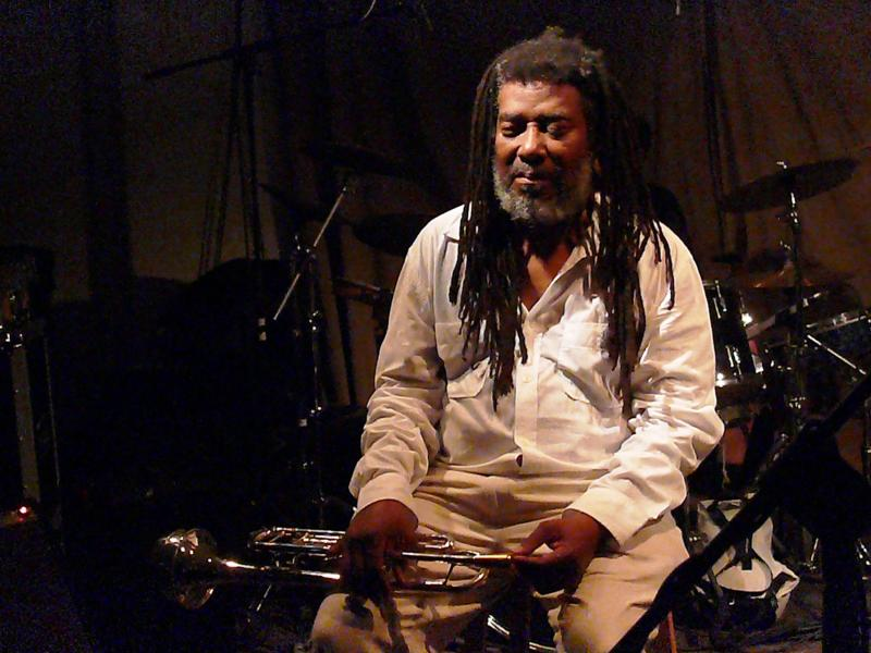 Wadada Leo Smith: London, England, August 27,  2012