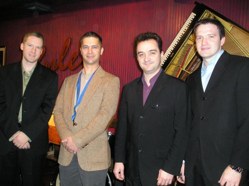 Rusty Scott Organ Group: Cambridge, February 9, 2011