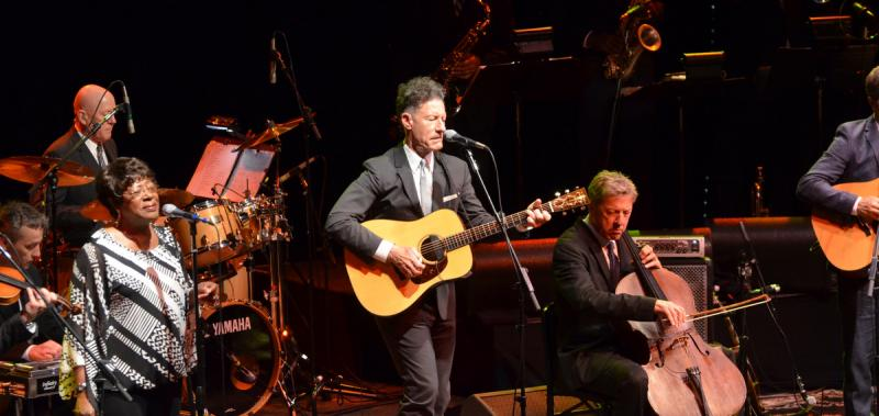 Lyle Lovett & His Large Band at the NYCB Theatre at Westbury