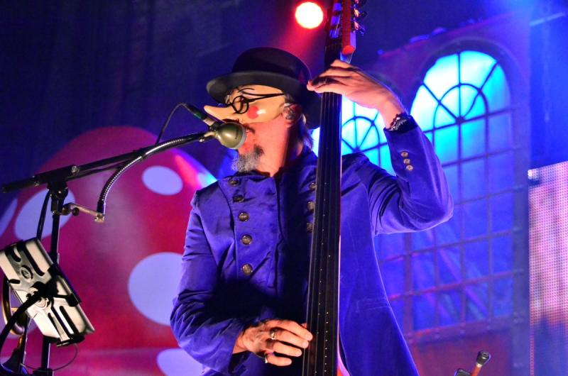 Primus & the Chocolate Factory with the Fungi Ensemble at the Paramount