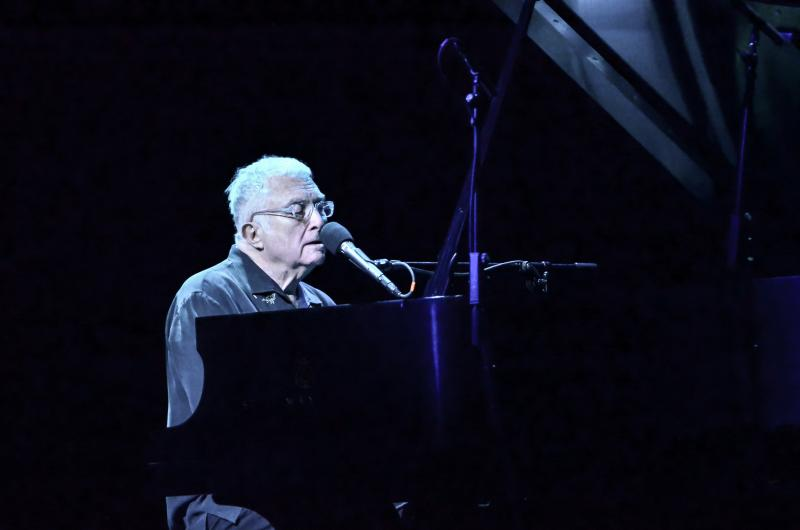 Randy Newman at the Space in Westbury