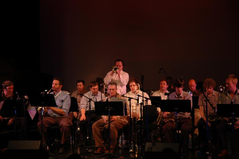 Philadelphia's Cutting Edge Big Band: Bobby Zankel's Warriors of the Wonderful Sound