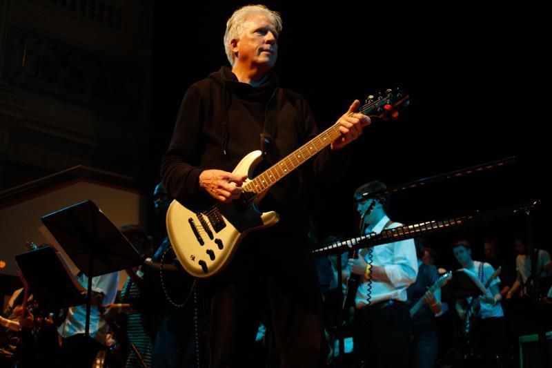 Live Guitars From Birmingham: Rhys Chatham, David Grubbs & Pierre Bensusan