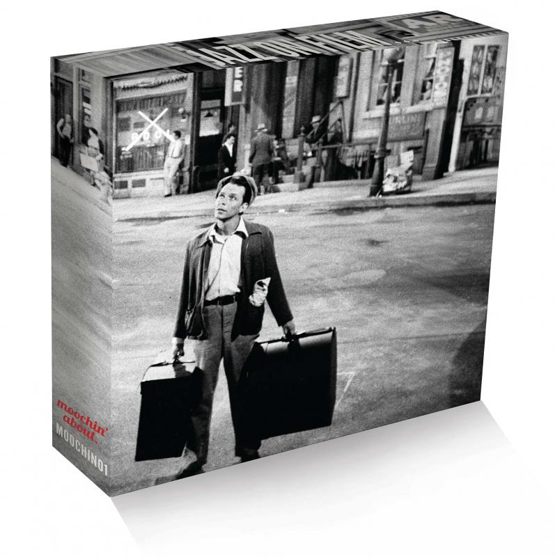 Jazz on Film... Film Noir (Limited Edition 5-CD box set) on Moochin' About