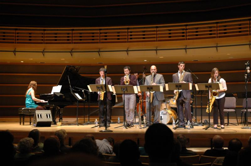 Student Ensemble and Martial Solal: Philadelphia, April 9, 2011
