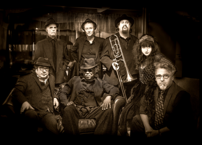 Roberta Donnay & The Prohibition Mob  at The Village Theatre