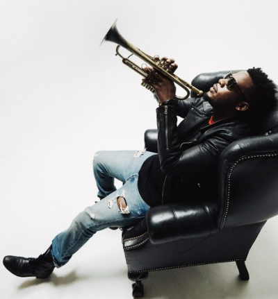 Keyon Harrold at Blue LLama Jazz Club