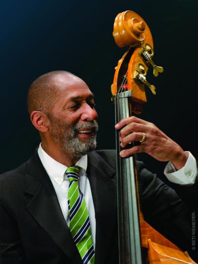 Only At Merkin With Terrance Mcknight: Ron Carter, Double Bass at Merkin Concert Hall at Kaufman Center