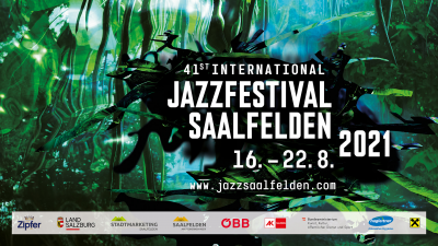 41. Jazzfestival Saalfelden at Jazzfestival Saalfelden at Congress Saalfelden