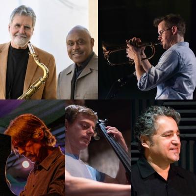 The Michael O'neill Quintet Featuring Tony Lindsay at Piedmont Piano Company