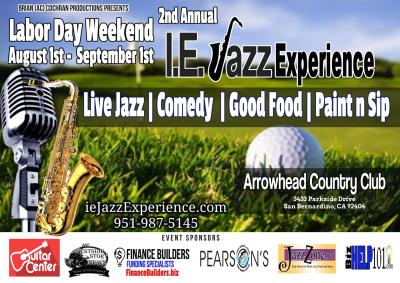 2nd Annual I.e. Jazz Experience at I.e. Jazz Experience at Arrowhead Country Club