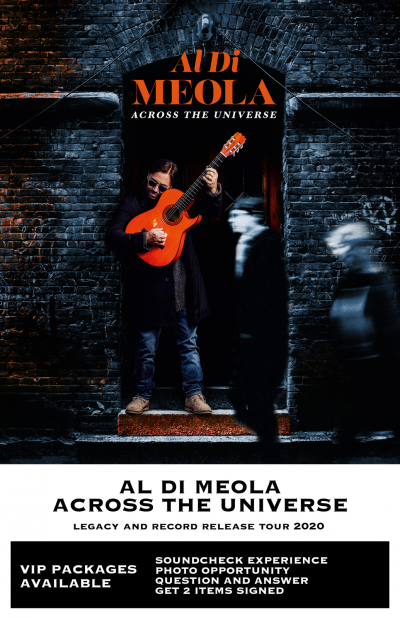 Al Di Meola at Central Park Performing Arts Center