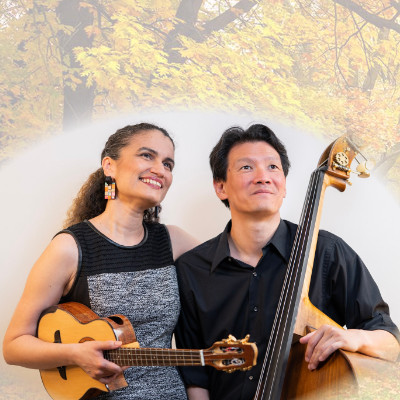 Diane Nalini & Adrian Cho -