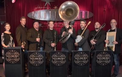 Boomtown Brass Band at Mkt Bar