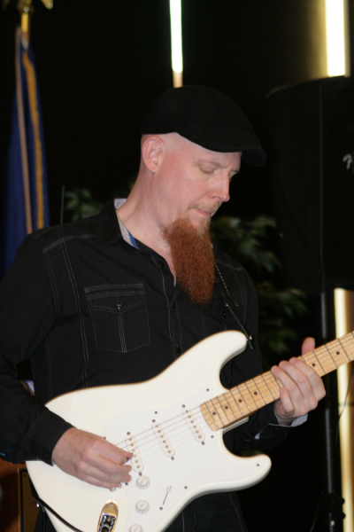 Erich Goebel & The Flying Crowbars At Blues @ The Elks at Plymouth Ann Arbor Elks Lodge #325