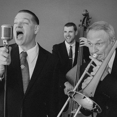 Robert Dehlinger's Alpha Rhythm Kings at Piedmont Piano Company