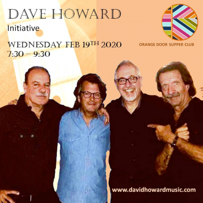 The Dave Howard Initiative at The Orange Door