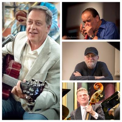 Ed Laub Quartet  at Jazz at Kitano