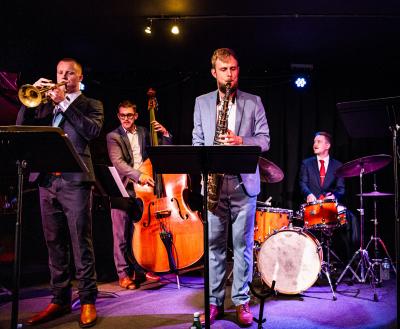 Mitch Bellert Quintet at JMI Live