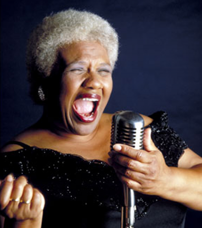 Barbara Morrison at Laguna Beach Live! Jazz Wednesdays Winter Series at Seven Degrees
