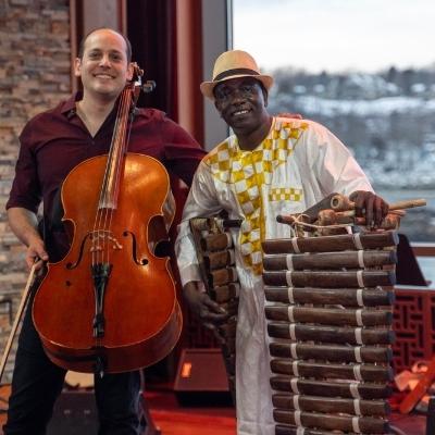 Mike Block And Balla Kouyate Ensemble at Merkin Concert Hall at Kaufman Center