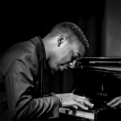 Christian Sands Trio with Yasushi Nakamura + Clarence Penn at Smoke Jazz & Supper Club