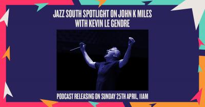 Jazz South Radar Sessions – Olie Brice, Jason Yarde & Nick Malcolm at Turner Sims