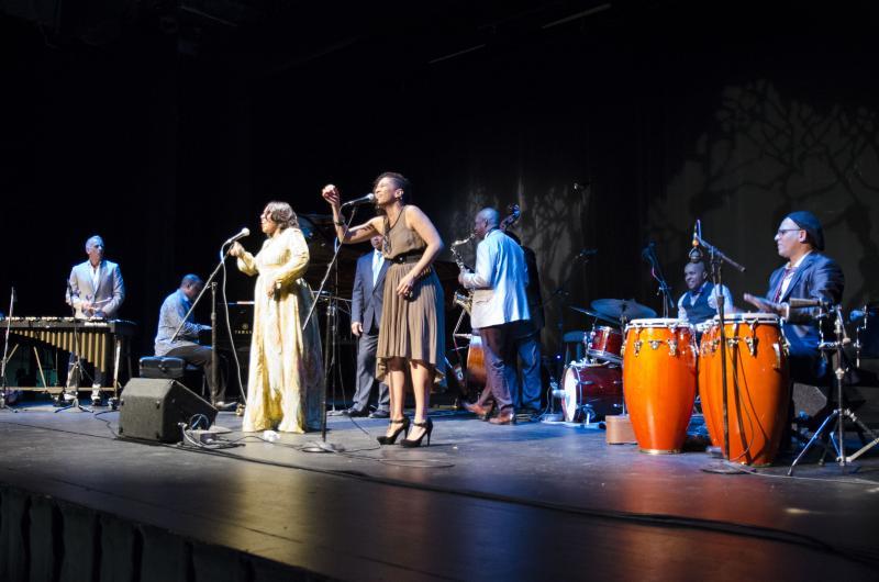 Skip Norris Memorial Concert at Paul Robeson Performing Arts Theater