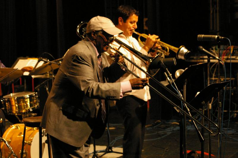 Curtis Fuller/Gilbert Castellanos Quintet Live at the Saville Theater