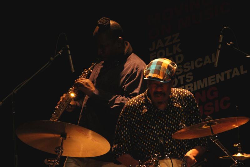 Louis Moholo Moholo Quartet At The Crescent Arts Centre