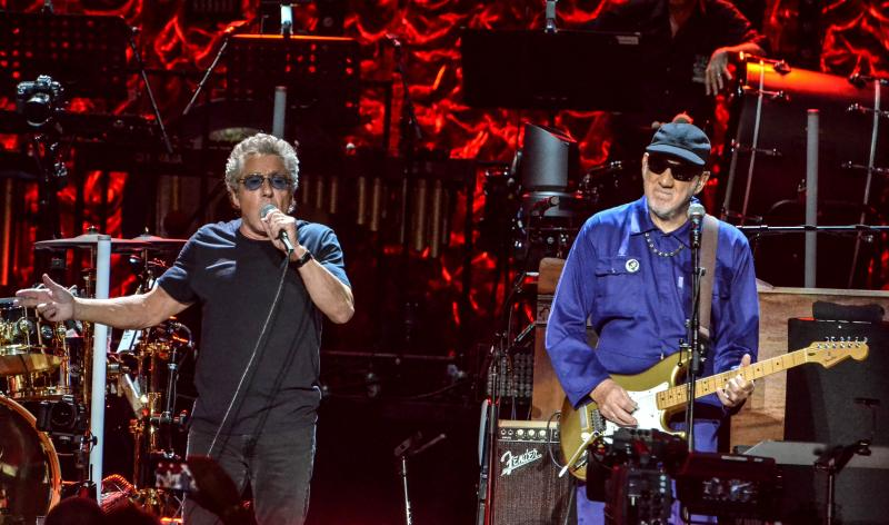 The Who With Special Guest Reignwolf at Jones Beach Theater