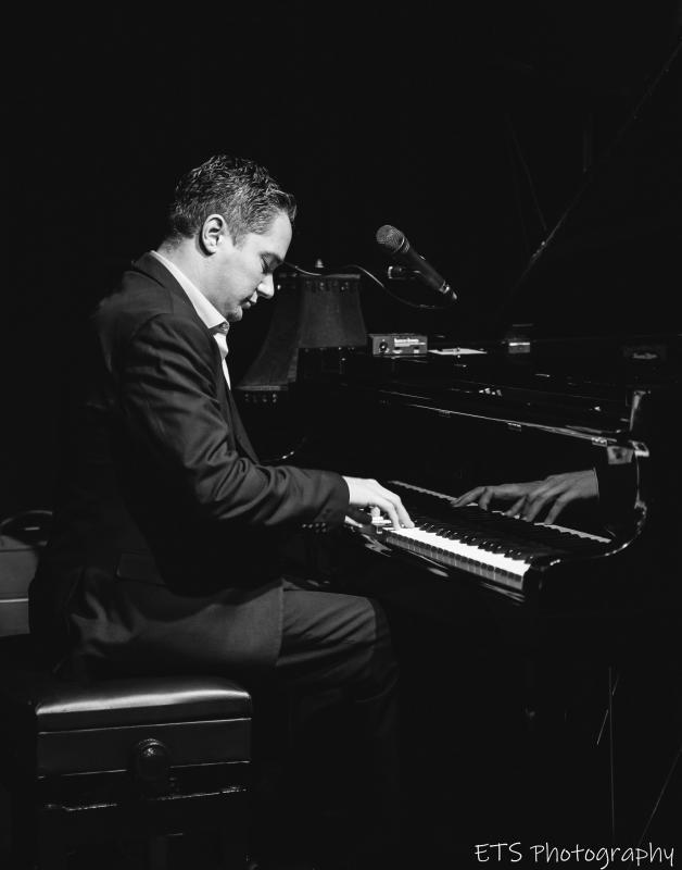 Danny Sinoff Trio at Jazz At Two Concert Series at Unitarian Universalist Church Of Sarasota