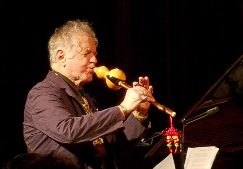 David Amram 87th Birthday Celebration at the Falcon