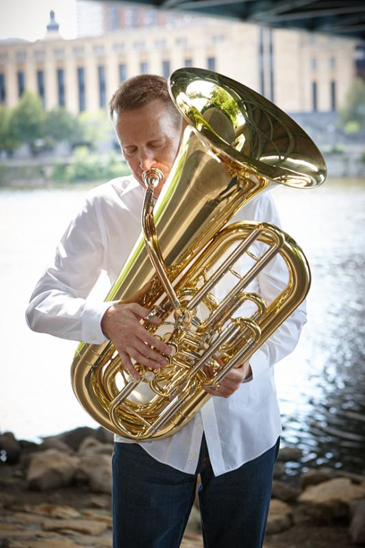 Ralph Hepola's Tuba Carves Out A Place For The Much-Maligned Horn In Modern Jazz
